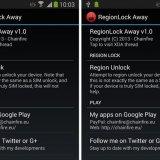Снять региональную блокировку на Samsung Galaxy Note 3?